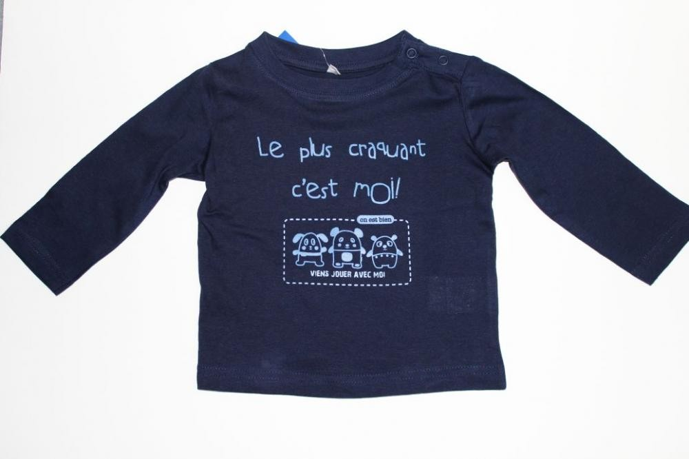 Tee-shirt manches longues...