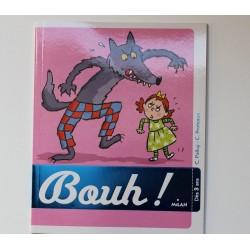 Livre 'Bouh !' Ed.Milan