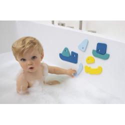 Puzzle de bain Quutopia- Bateaux