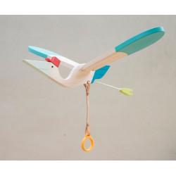 Mobile Petit Pélican Eguchitoys