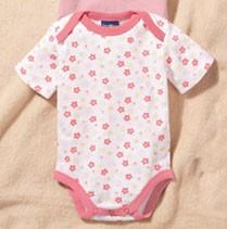 Body bébé en coton 0-2 mois