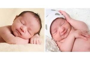 Bonnets de naissance