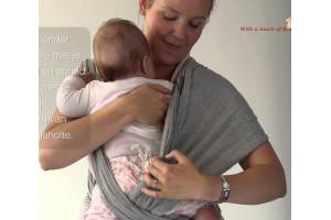 Pour porter bébé