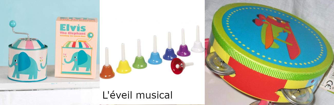 PlaiL'éveil musical