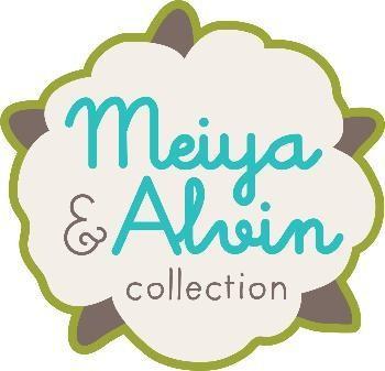 Logo Meiya & Alvin